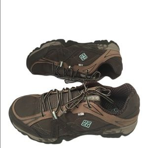 Columbia Women's Sunrise Trail Outdry Hiking Shoes